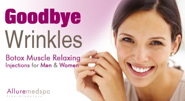 Botox treatment, Anti-Ageing and Wrinkle treatment in Andheri, Mumbai, India