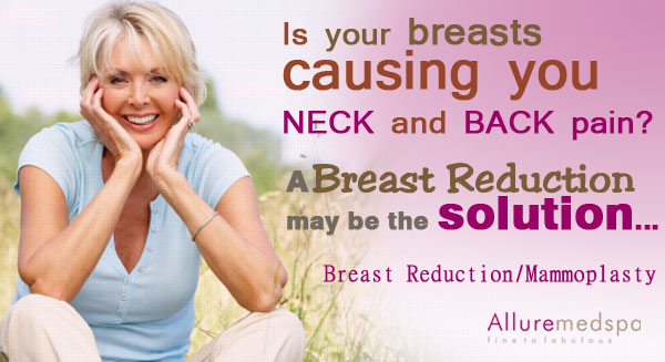 Breast Reduction Procedrue , mammoplasty reduction surgery in Mumbai, India