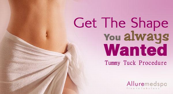 Tummy Tuck - Abdominal Reshaping/ Abdominoplasty Procedure in Mumbai, India