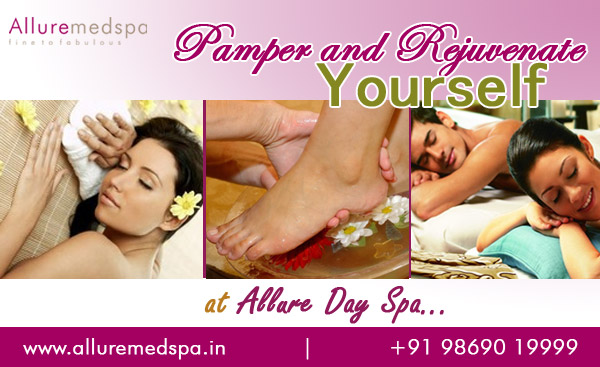 Allure day Spa   Full Body Massage   Hand and Foot Care in Mumbai, Andheri