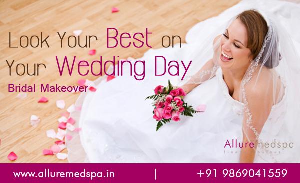 Bridal Makeover in Mumbai, India