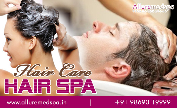 Best Hair Spa in mumbai | Hair Spa Treatment in Andheri | Head Massage Spa in Mumbai