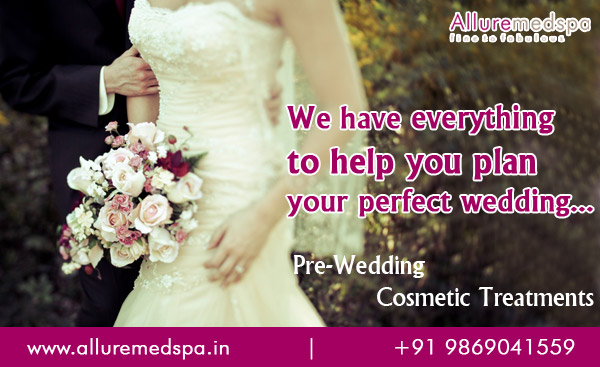Pre-wedding Cosmetic Treatments | Pre Bridal Skin Care in Andheri, Mumbai