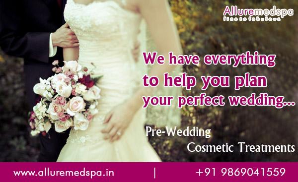 Pre-wedding Cosmetic Treatments   Pre Bridal Skin Care in Andheri, Mumbai