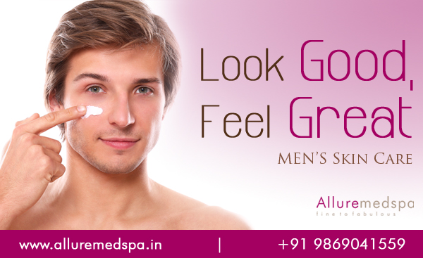 Skincare for Men | Skin Treatment for Men in Andheri, Mumbai, India