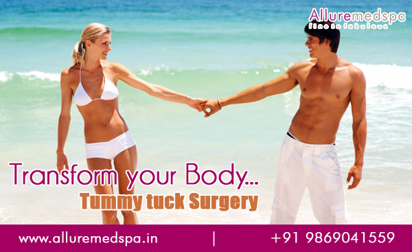 Tummy tuck Procedure | Abdominoplasty Surgery in Mumbai, India