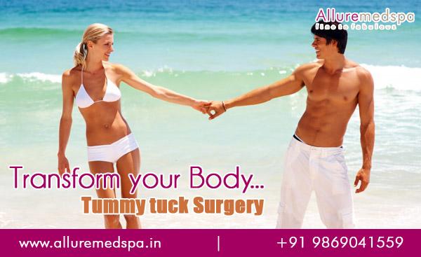 Tummy tuck Procedure | Abdominoplasty Surgery in Mumbai, India