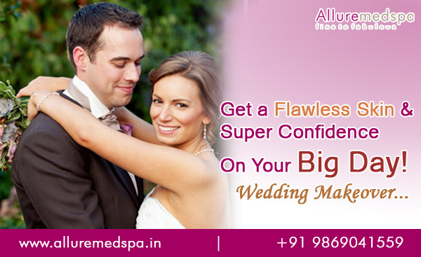 Wedding Makeover Services Packages | Skin Treatment for Bridal in Mumbai, Andheri, India