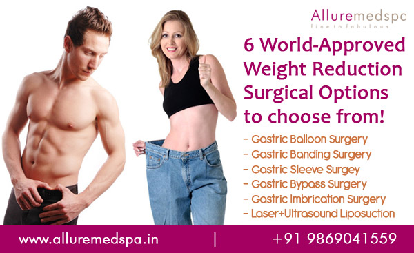 Weight Loss Surgery- Bariatric | Obesity | Gastric Bypass Surgery in Mumbai, India.
