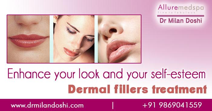 Dermal Fillers, Facial Fillers Treatment in Andheri, Mumbai, India
