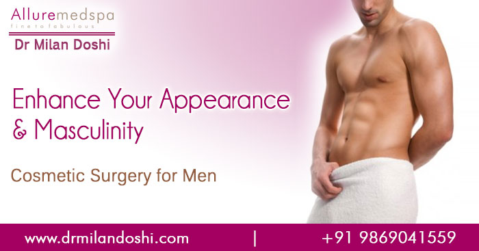 Cosmetic Surgery for Male Mumbai, India