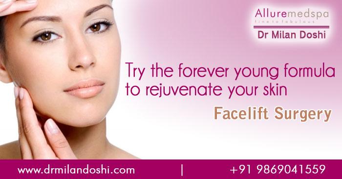 Face Lift Surgery in Mumbai, India