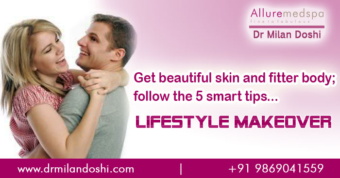 Lifiestyle makeover Allure medspa Mumbai, India