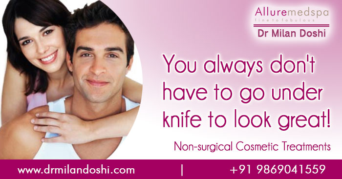 Non-surgical Cosmetic treatments Mumbai, India