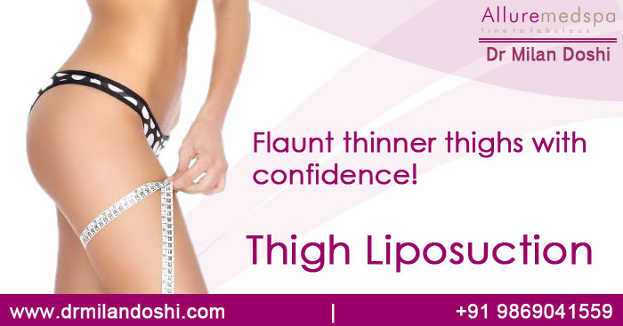 Thigh Liposuction Surgery in Mumbai, India