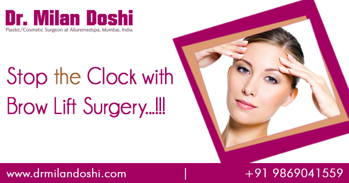 Brow Lift Surgery in Mumbai, india