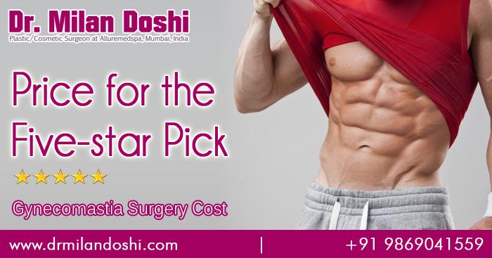 Gynecomastia Surgery Cost India