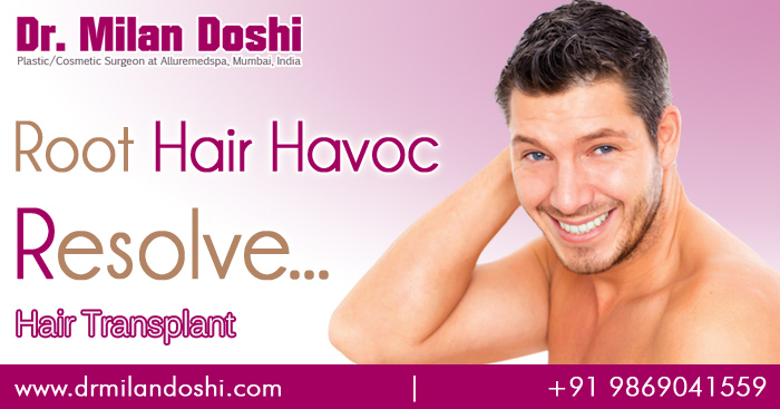Hair Transplant in Mumbai, India