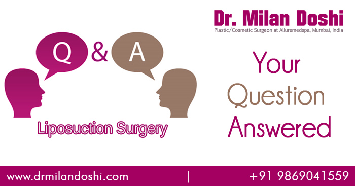 Liposuction Surgery FAQs in India