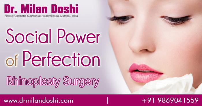 Rhinoplasty, Nose Job Surgery in Mumbai, India