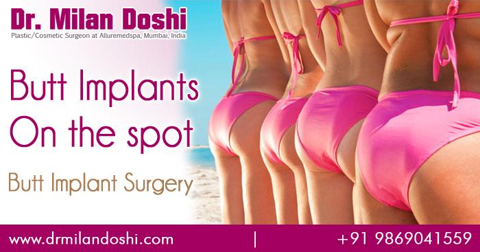 Buttock Implant Surgery in Mumbai, India