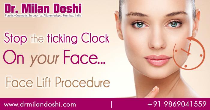 Facelift Surgery in Mumbai, India