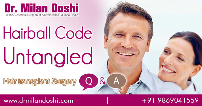 Hair Transplant Surgery in Mumbai, India