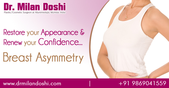 Breast Asymmetry Surgery in Mumbai, India