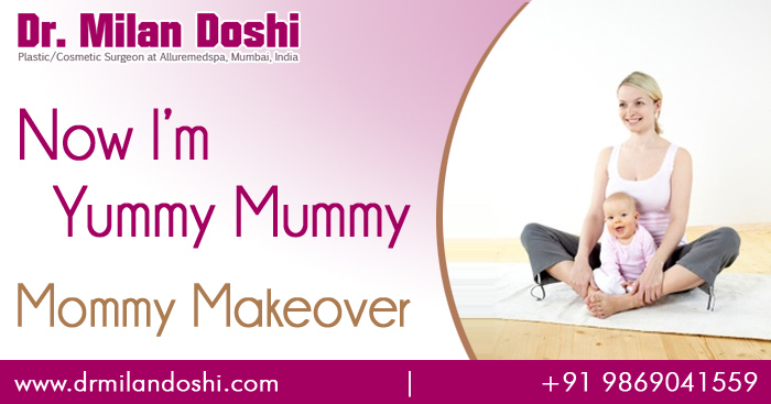 Mommy Makeover Surgery in Mumbai, India
