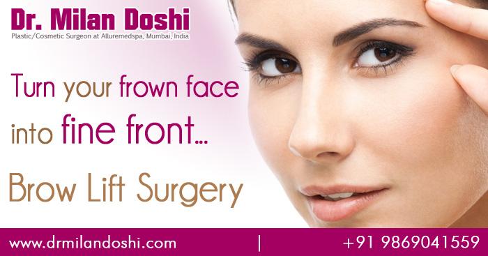 Brow Lift Surgery in Mumbai, India