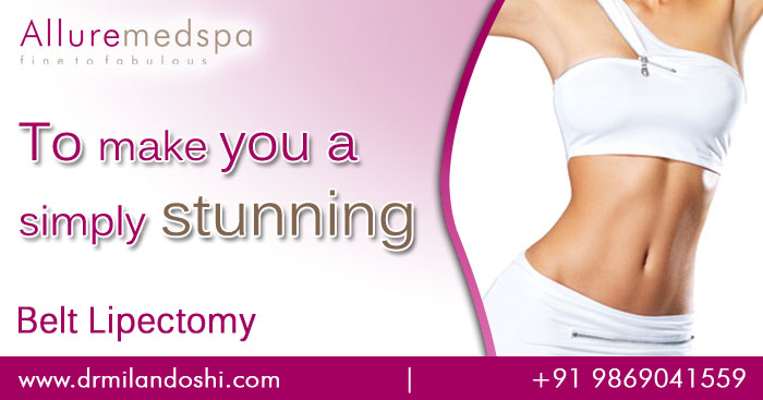 belt lipectomy (lower body lift) mumbai india