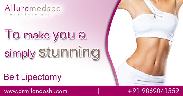 belt lipectomy (lower body lift) mumbai india