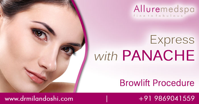 Brow lift Mumbai India