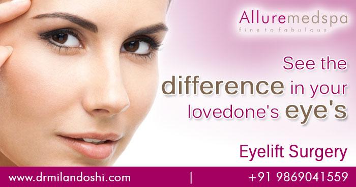 eyelift surgery mumbai india