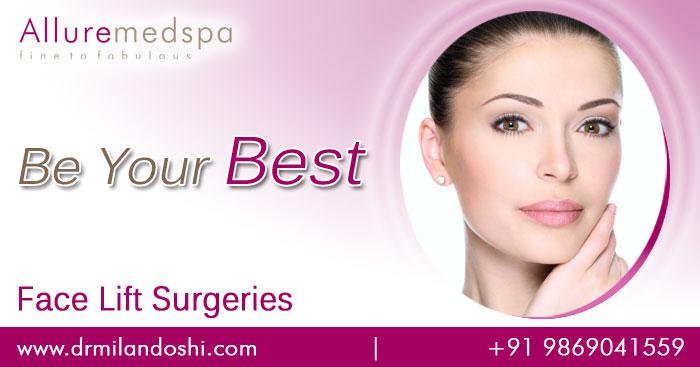 Face lift surgery mumbai india