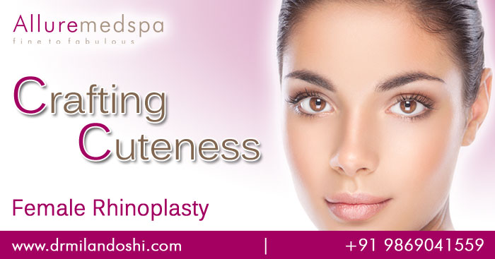 Female Rhinoplasty Mumbai India