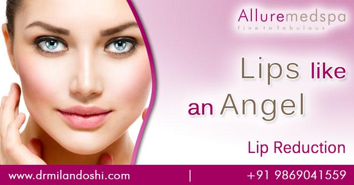 Lip Reduction in Mumbai, India