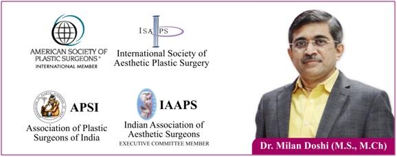 Board-certified plastic & cosmetic surgeon in Mumbai, India
