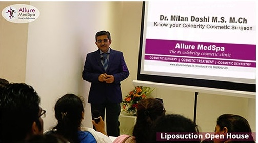 Cosmetic Surgeon Dr.Milan Doshi