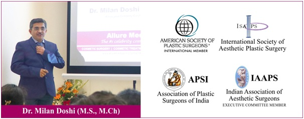 Dr Milan Doshi ASPS and IAAPS
