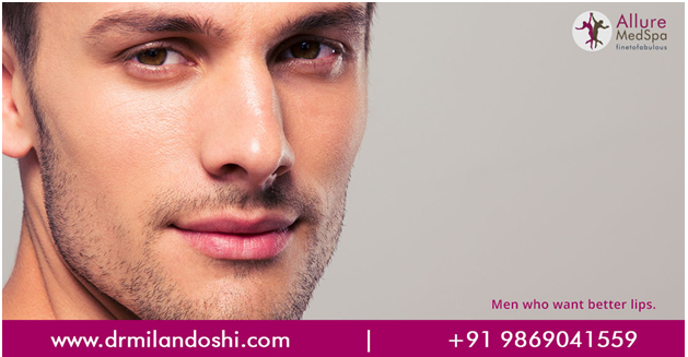 Lip Augmentation For Men