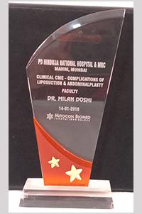 P. D. Hinduja Hospital Clinical Care - Dr Milan Doshi