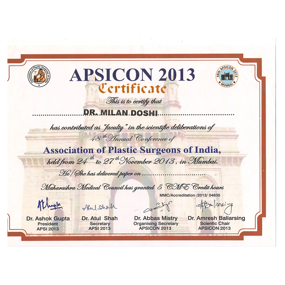 APSICON 2013