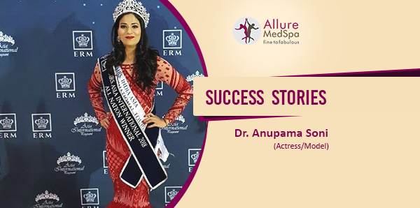 Success Story of Dr. Anupama Soni