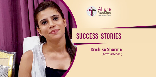 Success Story of Krishika Sharma - Model/Actress
