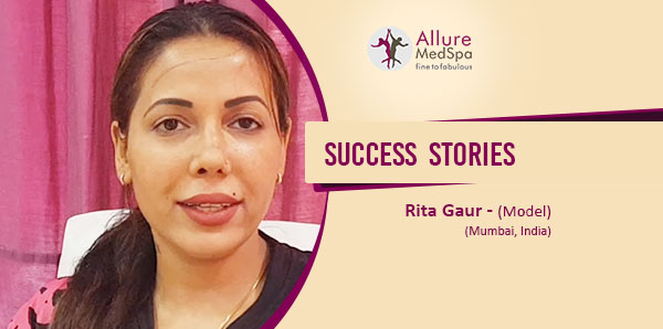 Success Story of Rita Gaur (Model)