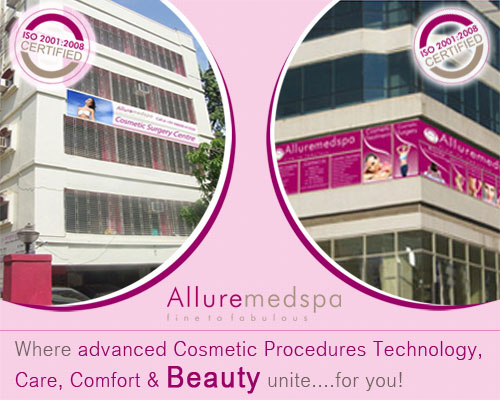 Allure Medspa - Best Cosmetic Surgery Center in Mumbai, India