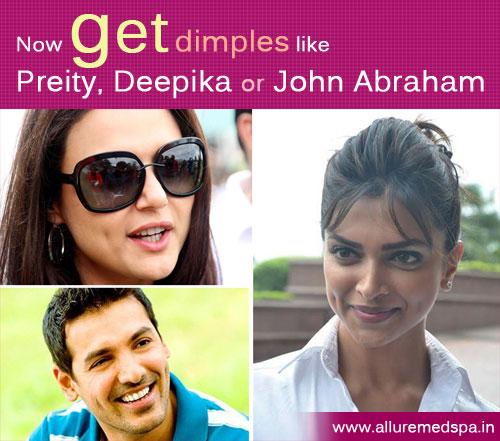 Dimple Creation Surgery in Mumbai, India